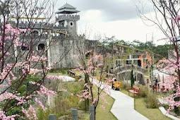 The Lost World Castle, Tempat Wisata Kekinian di Yogyakarta, Mantul untuk Swafoto