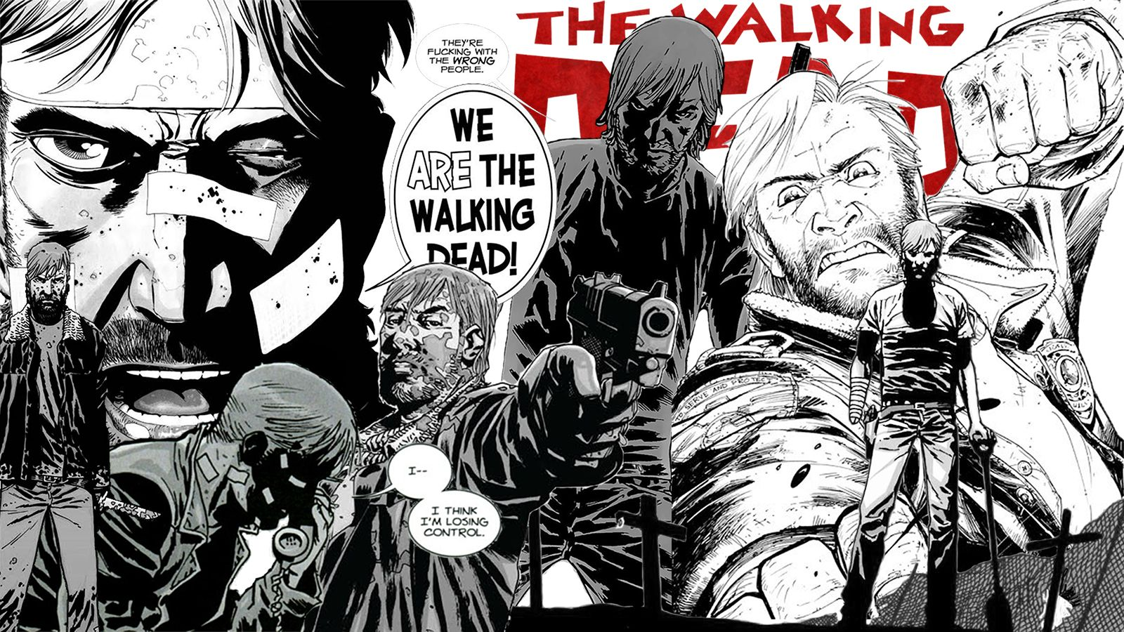 Comics The Walking Dead Espanol Pdf