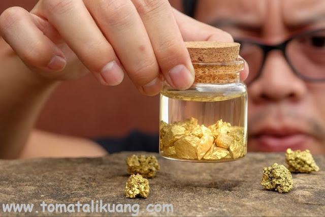 cara membedakan emas asli dan palsu atau kuningan tomatalikuang.com