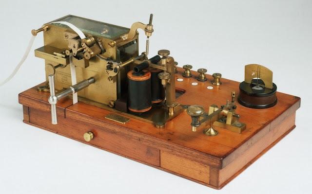 Morse Telegraph 1835   Antara Prestasi, Kontroversi dan Royalty