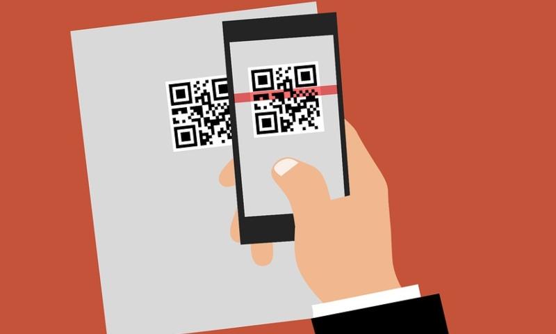 Pasos para conectar el dispositivo al código QR