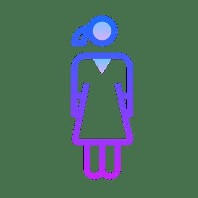 ilustração mulher