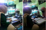 Mahasiswa PAUD UHAMKA Dampingi Siswa TPQ dalam Membaca Kitab Amtsilatut Tasrifiyah