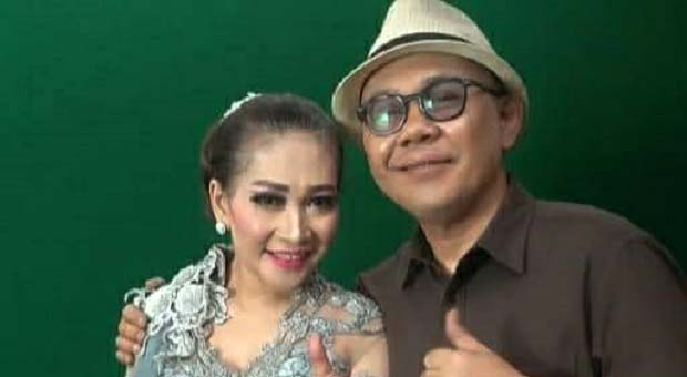 "Nining Meida feat Doel Sumbang Luncurkan Lagu ""Sono Bae"""