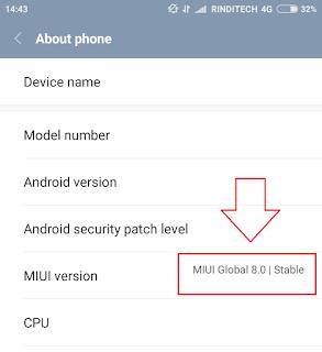 Cara Menghubungkan Xiaomi Redmi Note 4 ke PC Komputer