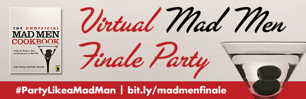 Virtual Mad Men Finale Party #PartyLikeaMadMan