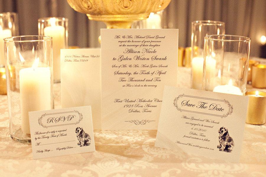Diy Addressing Wedding Invitations: How To Address Wedding Invitations Beautifully