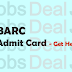 BARC Admit Card 2017 BARC Stipendiary Trainee Hall Ticket (Announced)