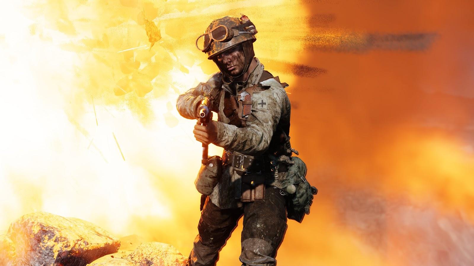 Battlefield V: As 3 melhores armas de Firestorm