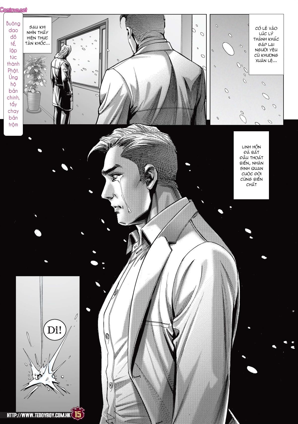 Người Trong Giang Hồ chapter 2137: tiền lộ nan hành trang 14