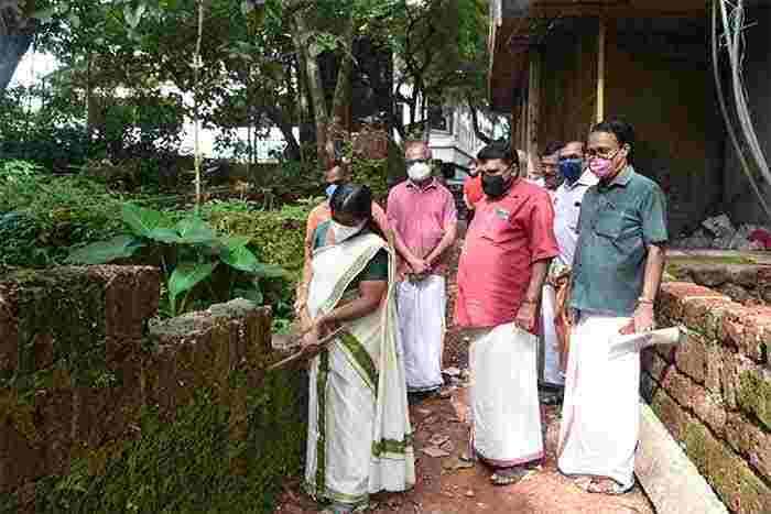 Kunnummal - Athikkandam road will be constructed