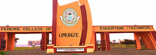 FCET Umunze Notice to Degree Graduates for 2017/18 Session