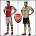 Kit Arsenal 2022 And Logo Dream League Soccer