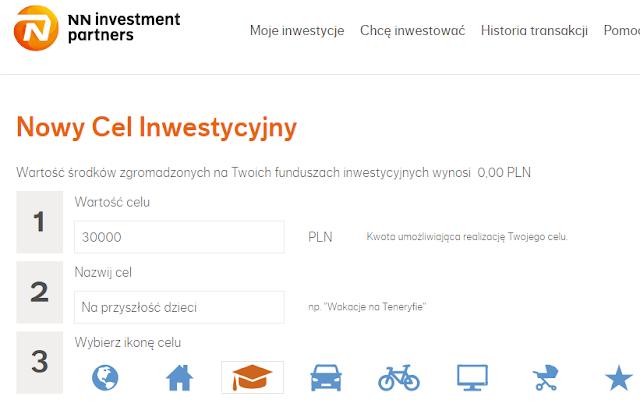 Cele inwestycyjne nntfi24