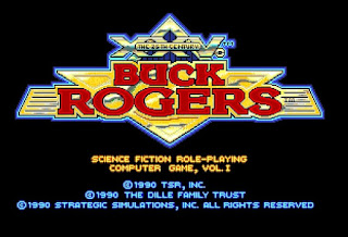 Videojuego Buck Rogers Countdown to Doomsday