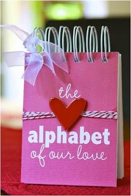 el yapımı aşkımızın alfabesi defteri