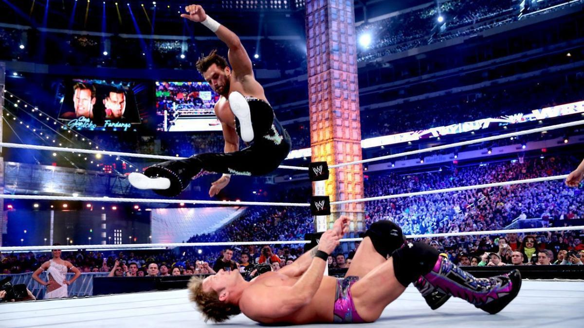 Fandango explica o porquê Chris Jericho estava relutante em enfrentá-lo na WrestleMania 29