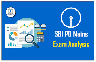 SBI PO Mains 2017- Detailed Exam Analysis Held on 4th June 2017