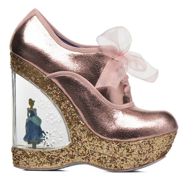 Irregular Choice Disney Cinderella home before 12
