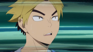 ハイキュー!! アニメ4期 | 伊達工業高校 黄金川貫至 Koganegawa Kanji | DATE TECH HIGH | Hello Anime !