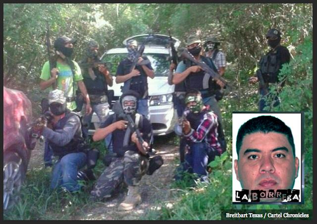 """La """"Borrega"""" de Ministerial a protector del narco y capo del Cártel del Noreste"""