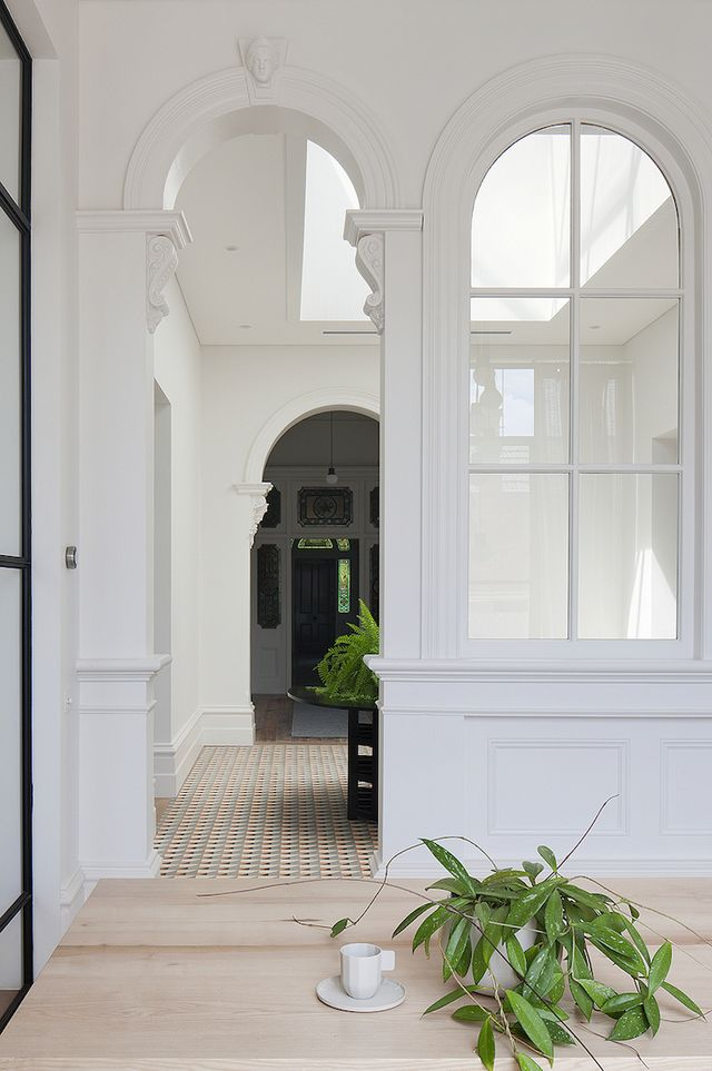 The revival of a Victorian Home | Design by Hecter Guthrie