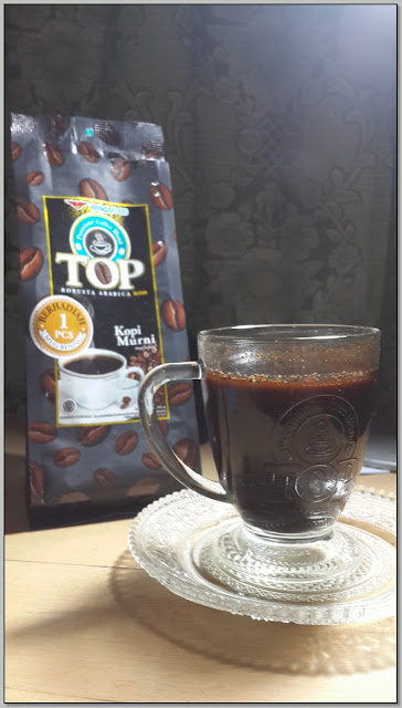 TOP Coffee – Robusta Arabica Blend