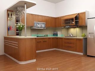 Jasa Kitchen Set Apartemen Surabaya