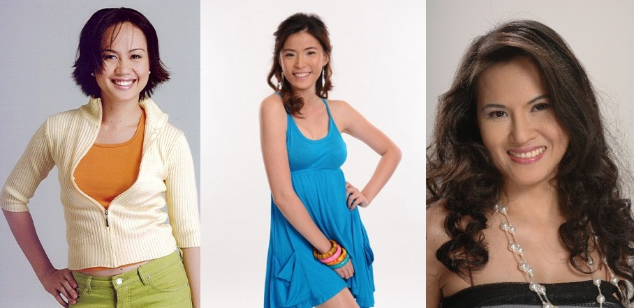 The many shades of red: pinoy big brother celebrity edition.