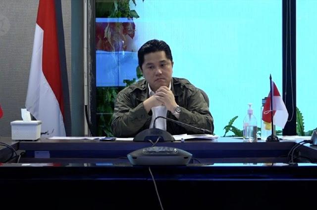 Blak-Blakan Erick Thohir: RI Butuh 1,5 Juta APD, Jujur BUMN Tak Ada!