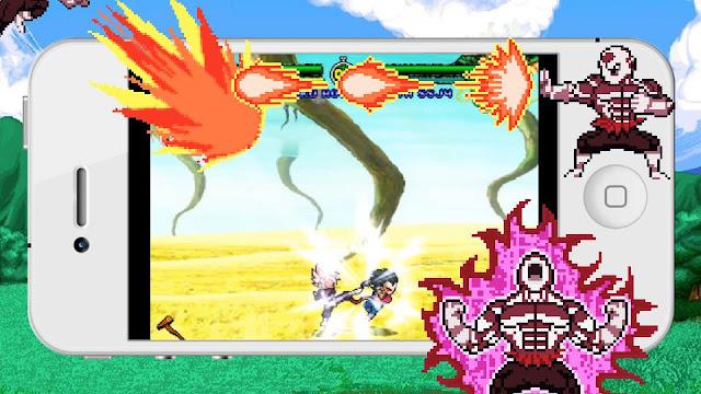 Power Fighters Warrior Mod Apk
