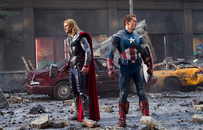The Avengers film recensione