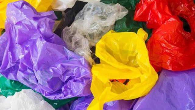 Kantong Plastik Sekali Pakai