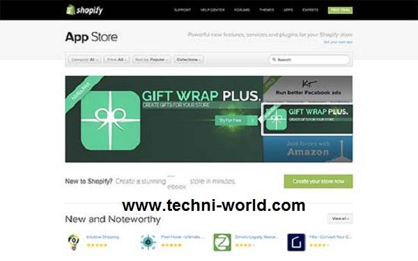 Shopify و WooCommerce