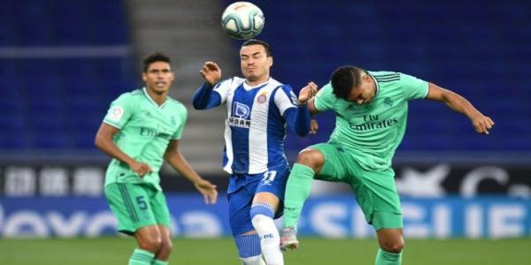 موعد مباراة ريال مدريد واسبانيول في الدوري الاسباني