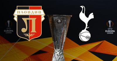 مشاهدة مباراة توتنهام و لوكوموتيف بلوفديف 17-9-2020 بث مباشر في الدوري الاوربي