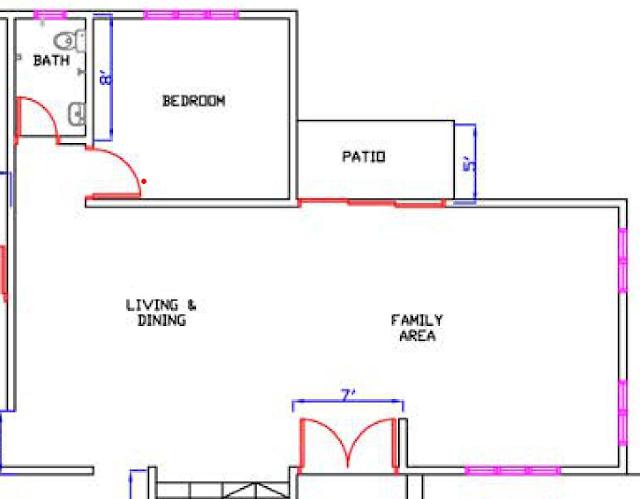 Pelan Rumah Banglo 2 Tingkat 7 Bilik Tidur Dan 7 Bilik Air