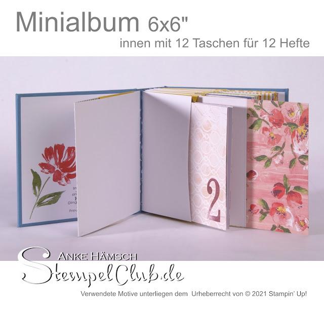 Minialbum DIY