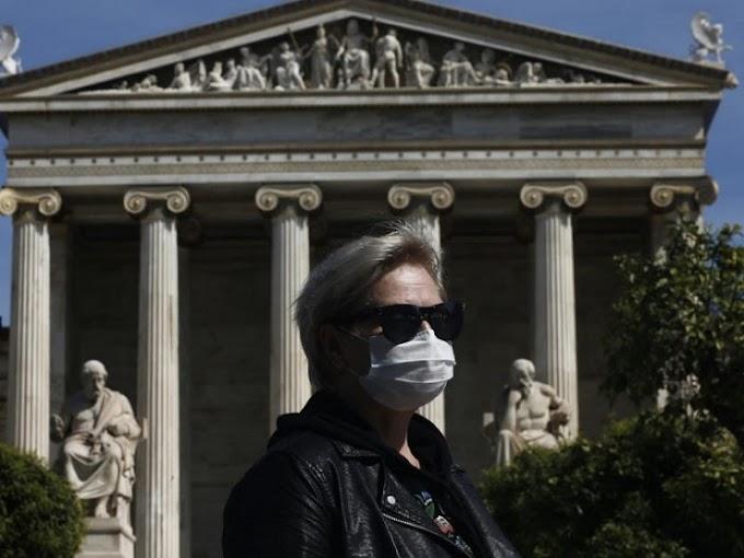 Κορονοϊός: Το ΑΠΘ προβλέπει 200.000 κρούσματα και πάνω από 1.800 θανάτους μέχρι το Δεκέμβριο