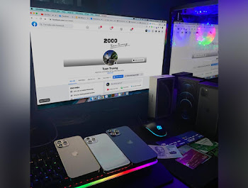 Ghép ảnh góc gaming sống ảo cùng iphone 12 pro max