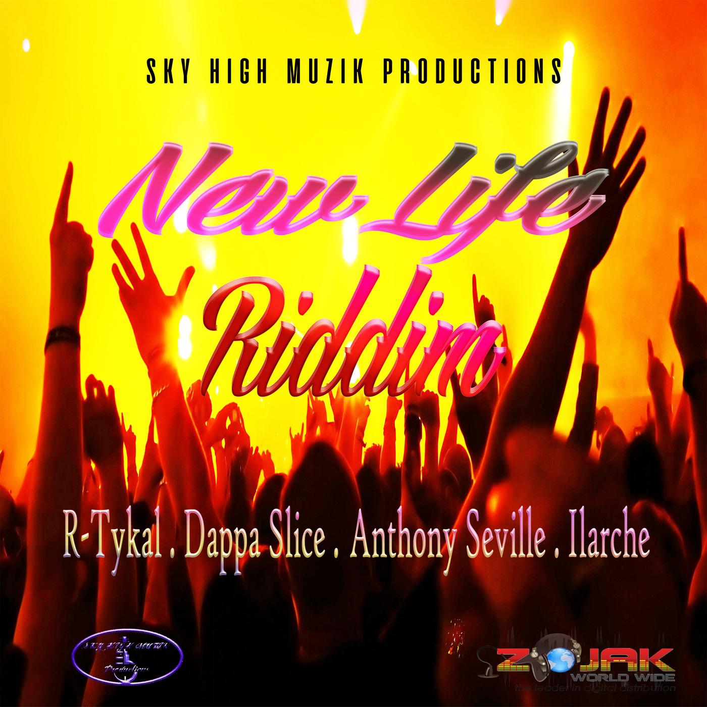 NEW LIFE RIDDIM - SKY HIGH MUZIK PRODUCTIONS - 2018 | Reggae