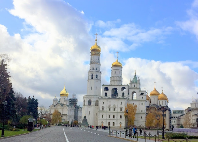 kremlin russia moscou