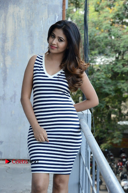 Actress Mi Rathod Spicy Stills in Short Dress at Fashion Designer So Ladies Tailor Press Meet .COM 0001.jpg