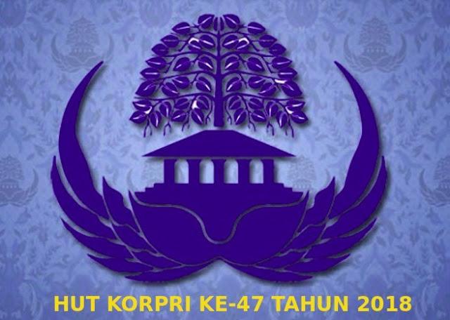 Download Pidato Sambutan Presiden Dalam Rangka Hari KORPRI Ke-47 Tahun 2018
