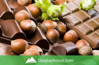 Hạt Phỉ - Hazelnuts - Dai Gia Pho Nui
