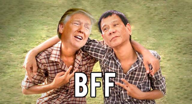I am a filipino-american, Trump is my president and Duterte is my president and this is how it feels.