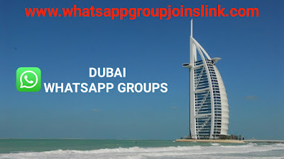 Join Dubai Whatsapp Group Joins Link