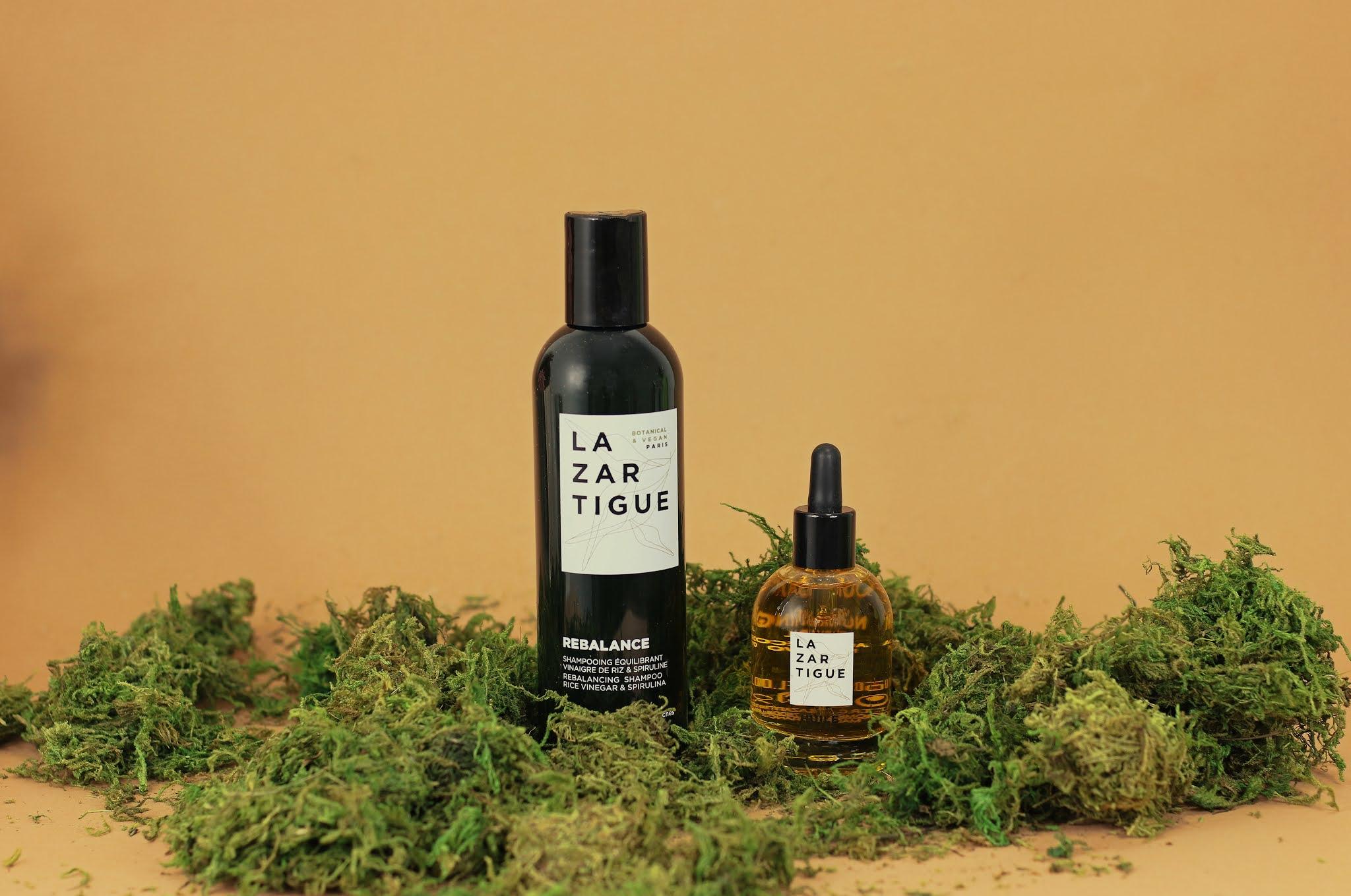 Lazartigue naturalne kosmetyki do włosów premium