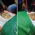 #صور: من تشييع جثامين شهداء عائلة عبد العال حي التفاح #غزة_تقاوم