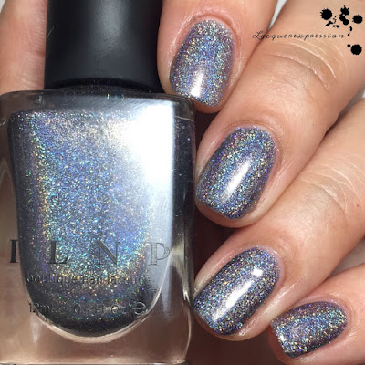 nail polish swatch of maiden lane by ilnp